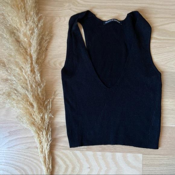 Brandy Melville | Ribbed Knit Tank